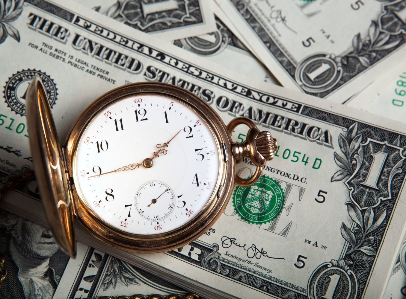 Why You Should Save Your Time Like You Save Your Money