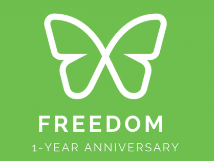 Looking Back at Freedom's First Year