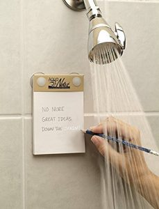 Aqua Notes Waterproof Notepad
