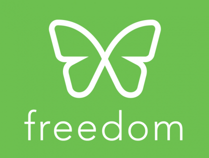 Freedom is available in the App Store
