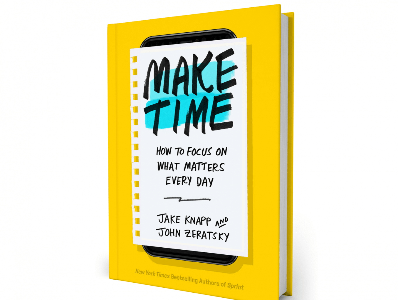 "Jake Knapp: How to ""Make Time"" for the Things That Matter - Every Day"