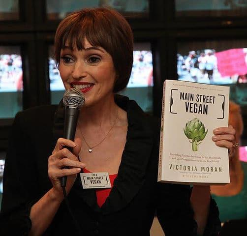 Main Street Vegan Victoria Moran