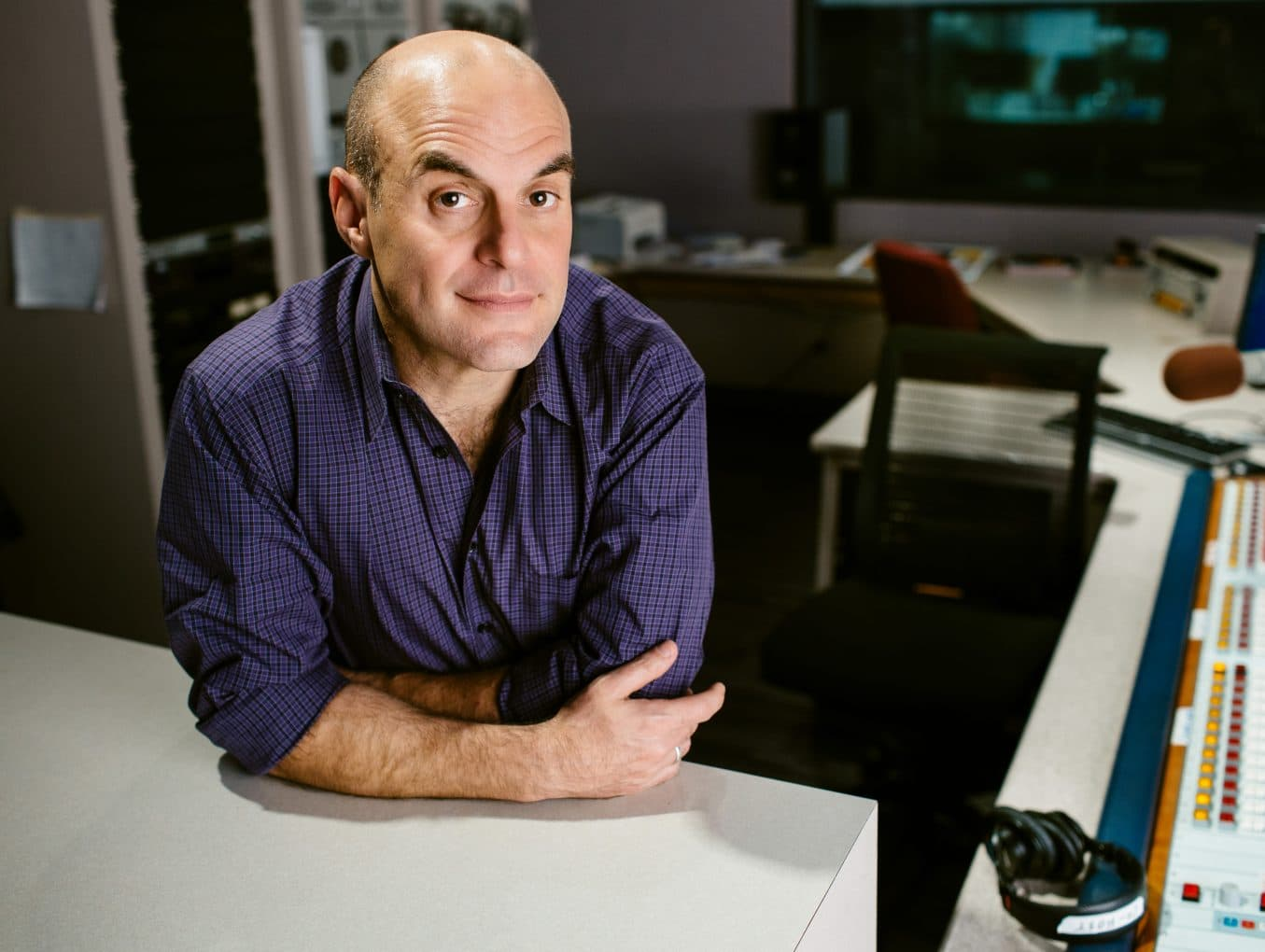 Peter Sagal: Finding 'Freedom' From Constant Distraction